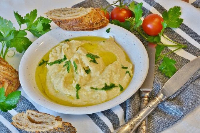 Image of hummus