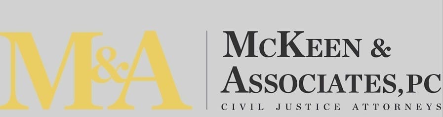 McKeen & Associates logo; image from distributed press release.