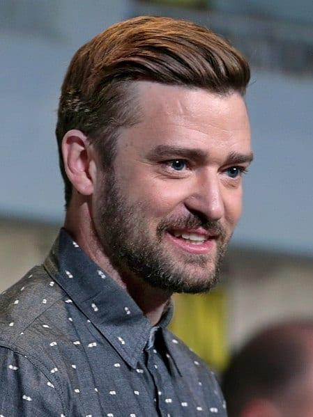 Image of Justin Timberlake