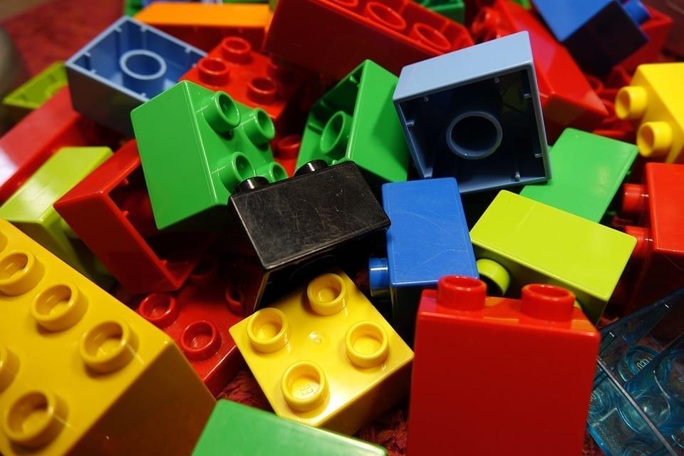 Image of Lego Blocks