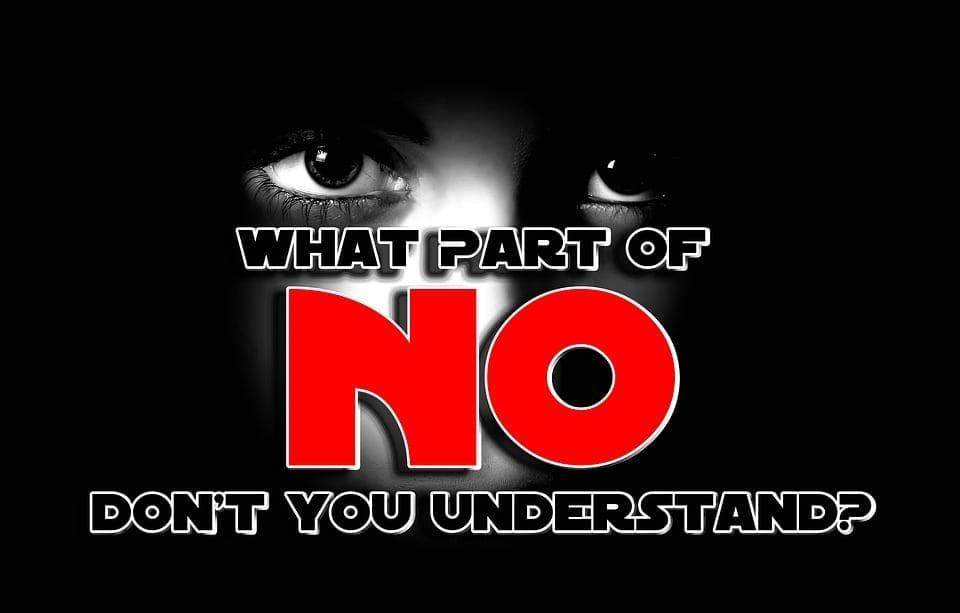 Sexual Harassment Awareness Image