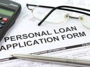 Personal loan application; image via picserver.org, CC BY-SA 3.0, no changes.