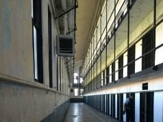 Image of jail cells