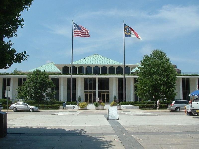Image of the North Carolina State Legislative Building