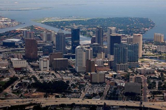 Image of the Tampa, FL Skyline