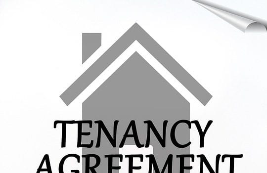 Image of a Tenancy Agreement Graphic