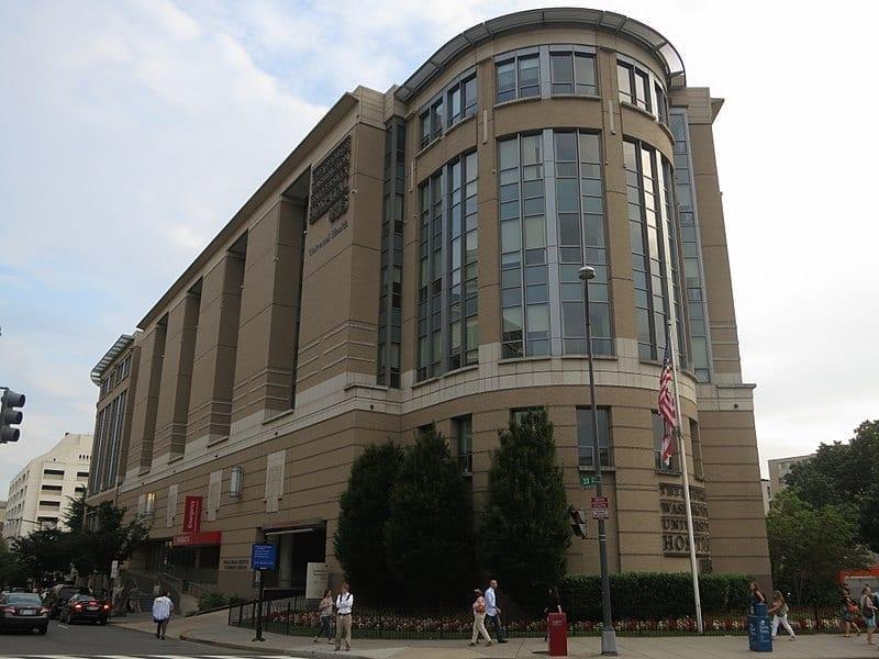 Image of The George Washington University Hospital