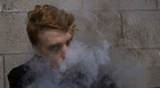 E-Cig Flavors Found to be Toxic When Inhaled