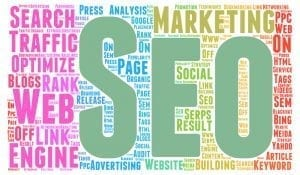 SEO and marketing terms; image courtesy of India7 Network, via Flickr, CC BY 2.0, no changes.