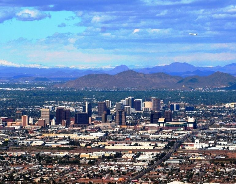 Image of Downtown Phoenix, AZ