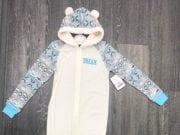 Image of one of the recalled Allura pajamas