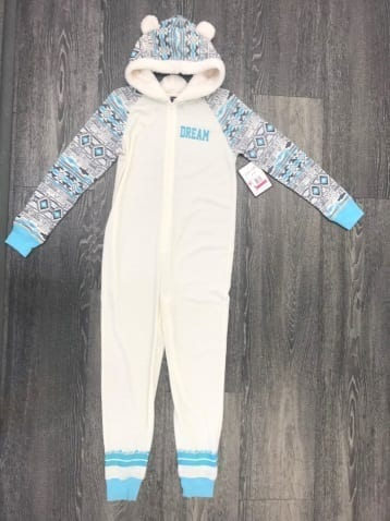 Image of one of the recalled Allura pajamas
