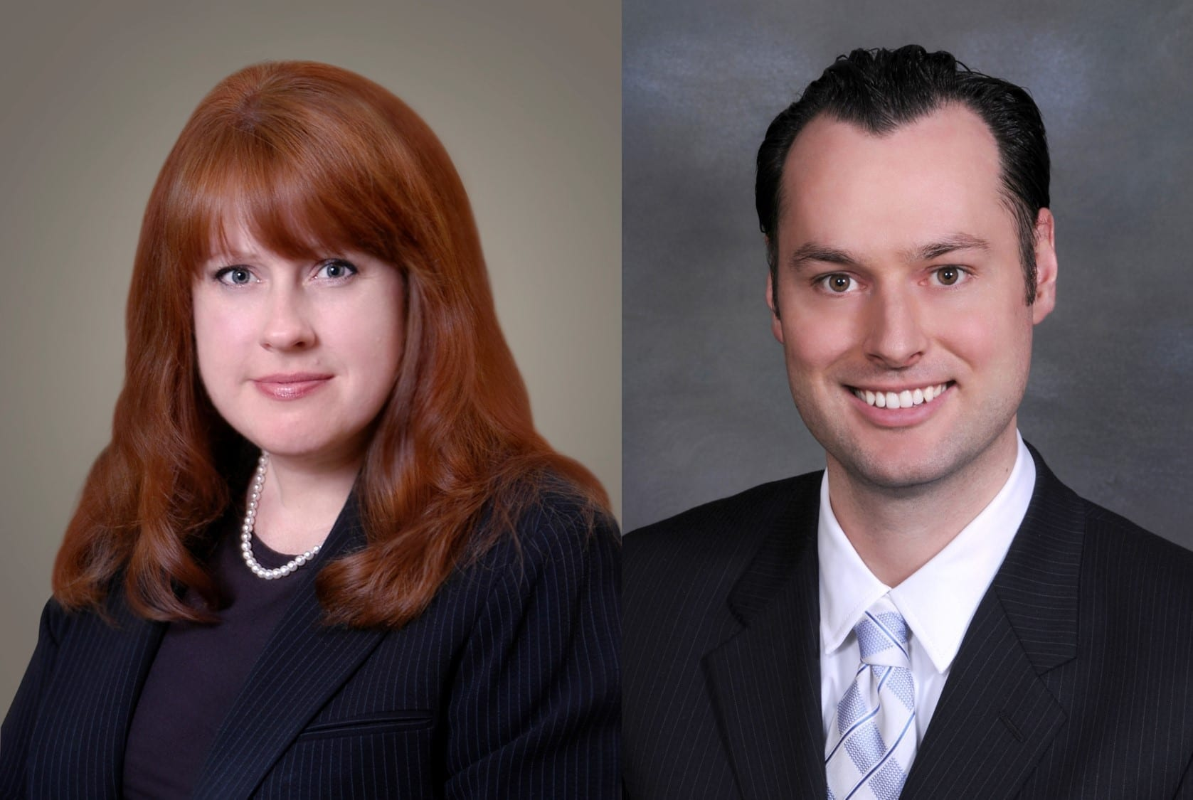 Michelle C. Harrell and James M. Reid, IV; image courtesy of Maddin, Hauser.