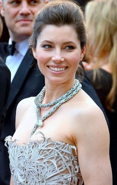 Image of actress Jessica Biel