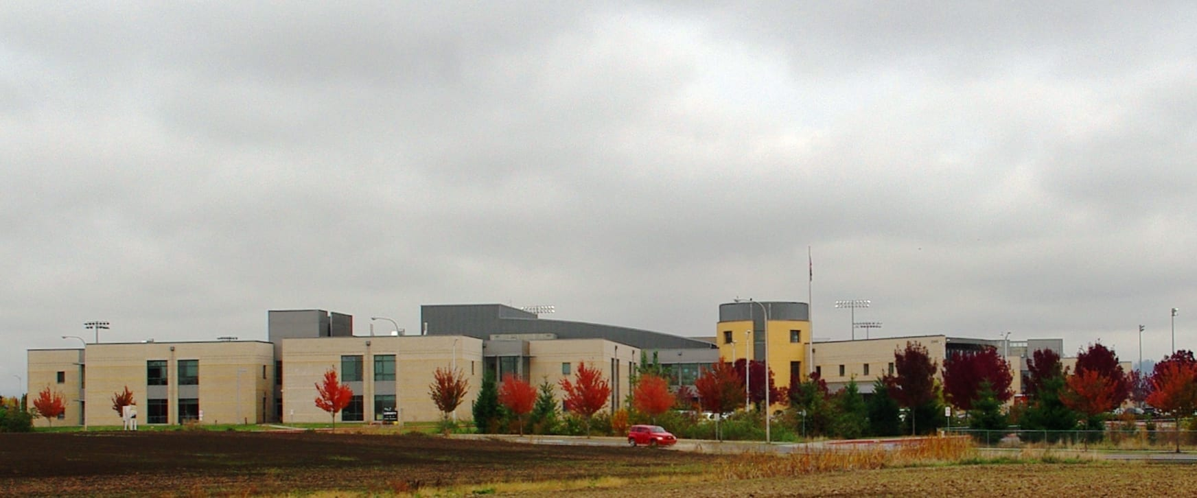 Image of Liberty High School, Hillsboro, Oregon