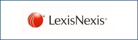 LexisNexis logo; image from press release.