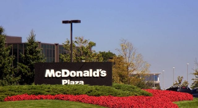 Image of McDonald's Plaza, located in Oak Brook, Illinois