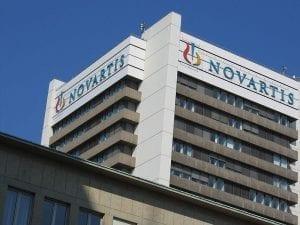 Image of the Novartis Headquarters