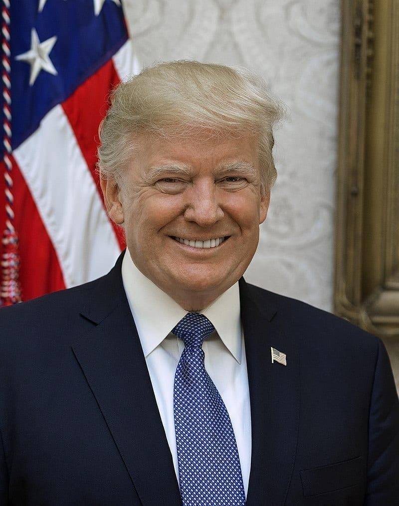 Image of President Trump