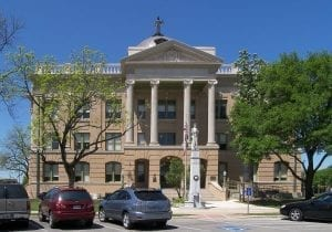 Image of Williamson County Courthouse