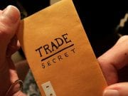 """Envelope labeled """"Trade Secret""""; image by Ben Chun, via Flickr, CC BY-SA 2.0, no changes."""