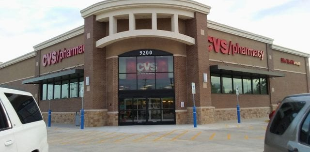 Image of a CVS Pharmacy in North Richland Hills, TX