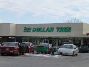Image of a Dollar Tree in Northwood, Ohio
