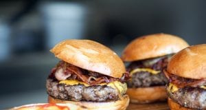 Image of hamburgers