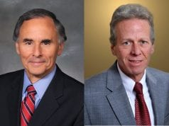 Charles M. Lax (left) and Marc S. Wise (right); images courtesy of Maddin Hauser.