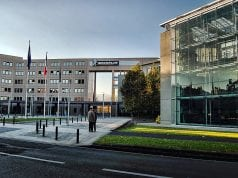 Image of Michelin headquarters in Clermont-Ferrand, France