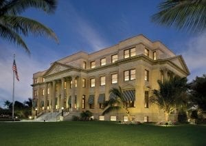 Image of the Palm Beach County Courthouse