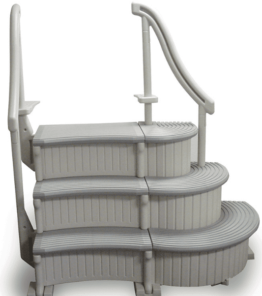 Image of the Recalled Confer Plastics Pool Step System