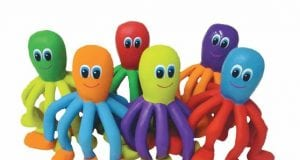 Image of the Recalled Rubber Octopus Toys
