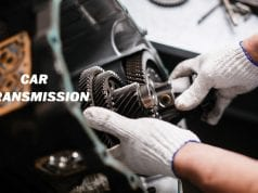 Transmission repair; image purchased from Shutterstock by author.