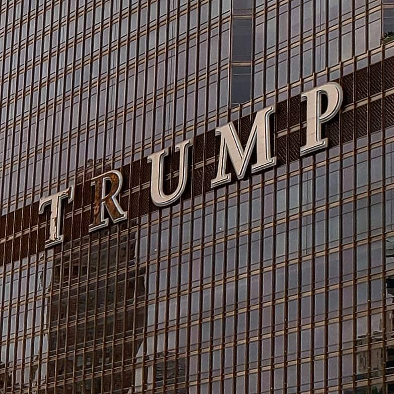 Trump Tower in Chicago IL. Image by Ryan J. Farrick