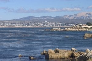 Image of Monterey Bay, California