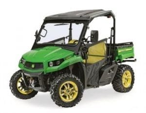 Image of the Recalled John Deere Utility Vehicle