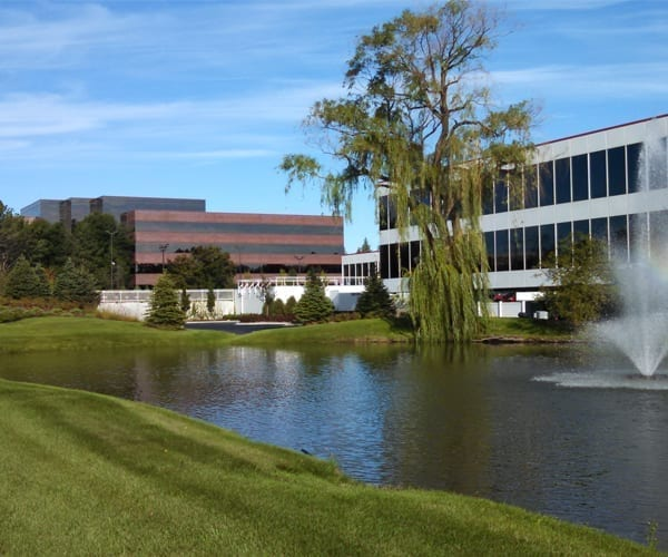 Image of the Rust-Oleum Headquarters