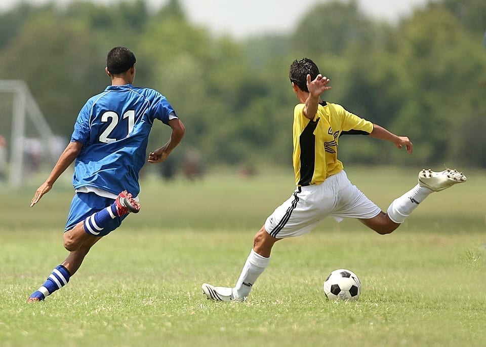 Image of Soccer Players