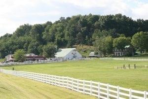 Image of The Bob Evans Farm in Rio Grande, Ohio