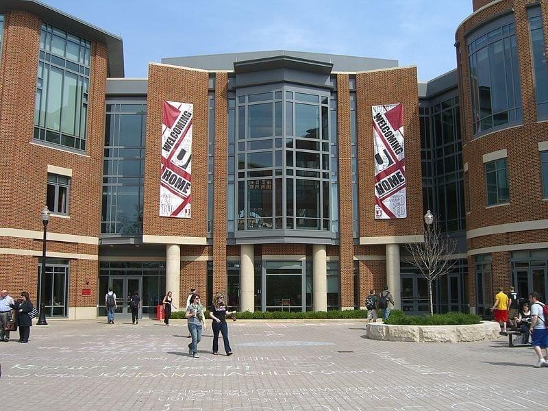 Image of The Ohio Union at OSU