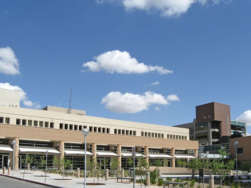 Image of University of New Mexico Hospital (UNMH)