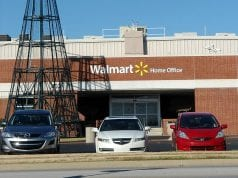 Image of the Walmart Home Office in Bentonville
