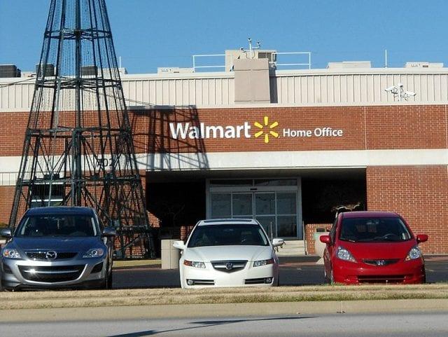 Image of the Walmart Home Office in Bentonville