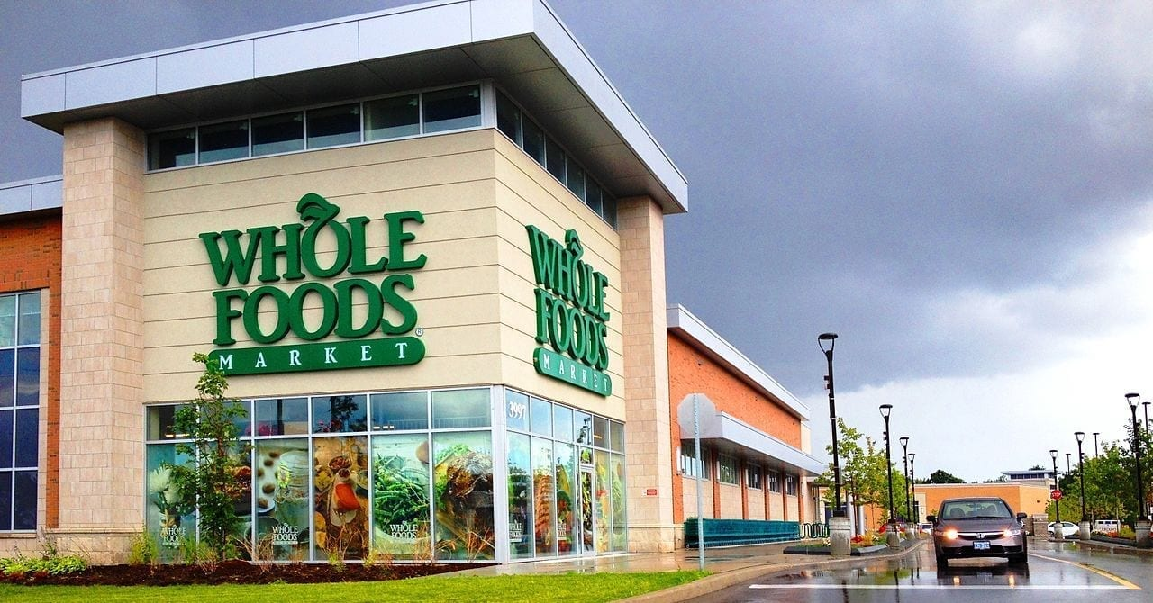 Image of a Whole Foods Market