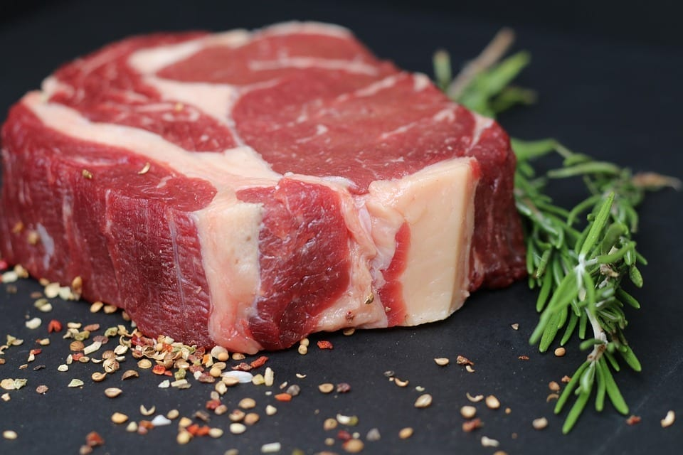 Image of a beef steak
