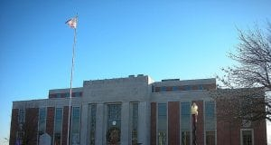 Image of the Callaway County Missouri Courthouse