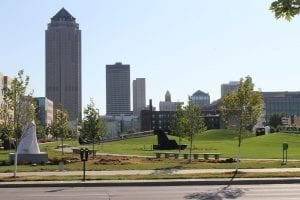 Image of Downtown Des Moines