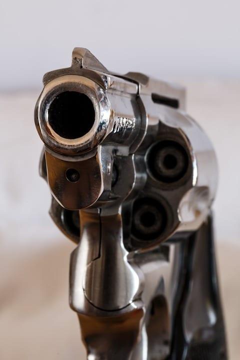 Image of a Handgun