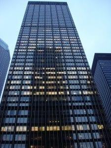 Image of JPMorgan Chase Tower at 270 Park Avenue, New York, New York